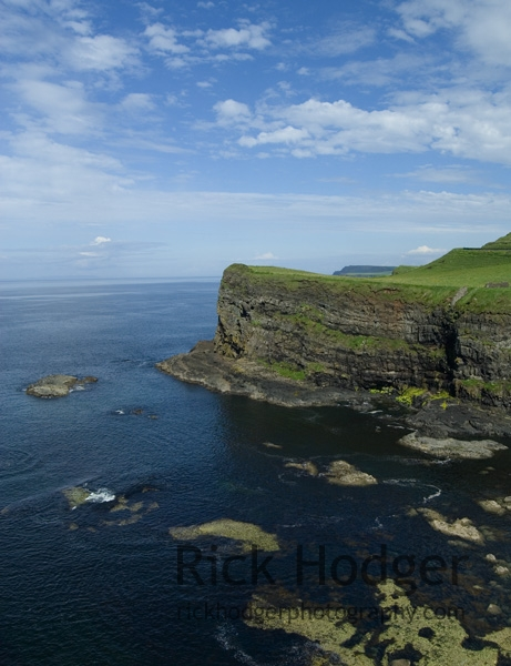 Coastline East of Dunluce Castle