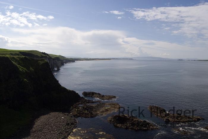 Coastline West of Dunluce Castle